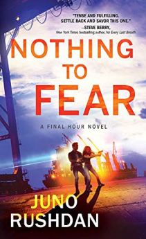 Nothing to Fear (Final Hour Book 2) by [Rushdan, Juno]