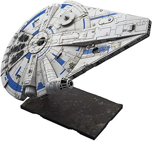 Bandai-Hobby-Star-Wars-1144-Plastic-Model-Millennium-Falcon-Lando-Calrissian-Ver-Solo-A-Star-Wars-Story