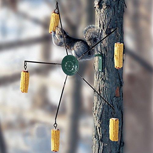 Woodlink  5560 Squirrel-Go-Round Squirrel Feeder