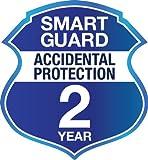 SmartGuard 2-Year Cell Phone Accidental Protection Plan ($0 - $50) - $25 Dedu...