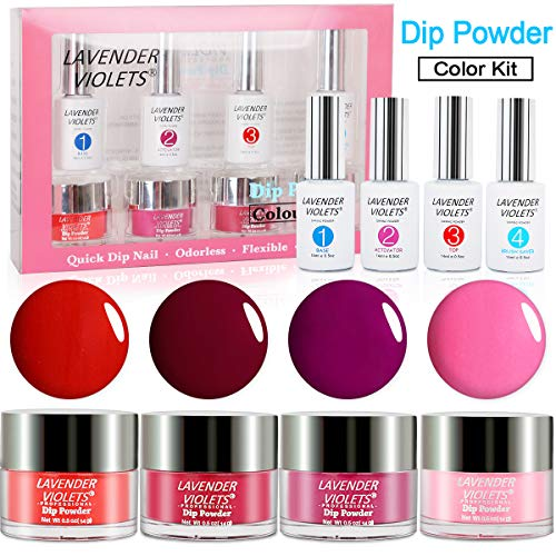 Powder Dip Nail Kit Acrylic Powder Dipping Gel 762