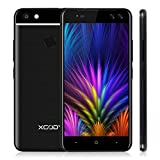 Xgody Phone Unlocked Cell Phones Dual SIM 5.5 inch Android 7.0 RAM 1GB/ROM 16 GB Unlocked Smartphone Compatible with ATT, T-Mobile, Cricket, Metro PCS, Straight Talk Other GSM Carriers