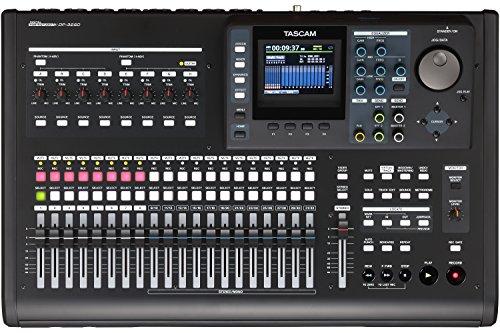 Tascam DP-32SD 32-Track Digital Portastudio Recorder