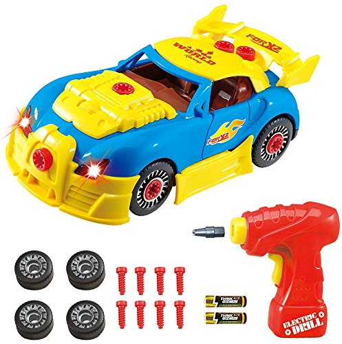 Think Gizmos Take Apart Toy Racing Car