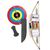 Bear Archery 1st Shot Youth Bow Set - Flo Orange