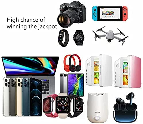 Lucky Box Mystery Boxes Mysteries Box, (Electronic Equipment) Can be Opened: The Latest Mobile Phones, Drone, Smart Watches, Air Purifiers Etc - Everything is Possible!