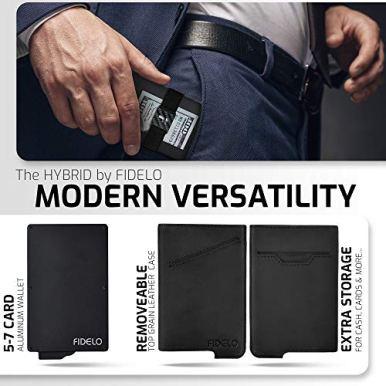 FIDELO-Minimalist-Wallets-Card-Wallet-Hybrid-RFID-Wallets-for-Men-Slim-Wallet