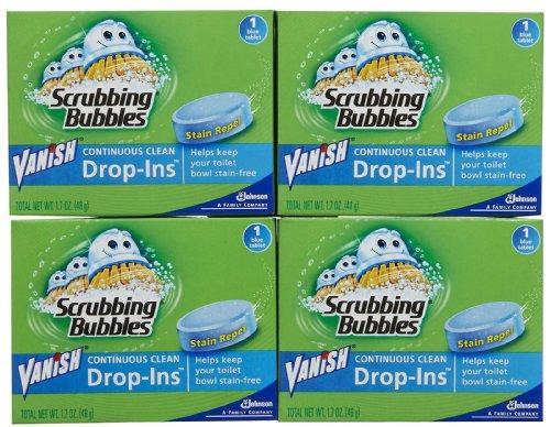 Vanish-Scrubbing-Bubbles-Drop-Ins-17-Oz-Pack-of-12