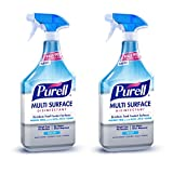 PURELL Multi Surface Disinfectant Spray – Fresh Fragrance, Voted 2018 Product of The Year - 28 oz. Spray Bottle (Pack of 2) - 2845-02-EC