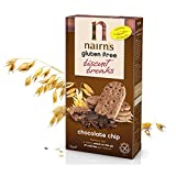 (6 PACK) - Nairns - Gluten Free Chocolate Chip | 12 box | 6 PACK BUNDLE