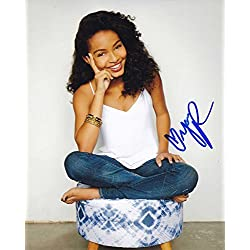 Yara Shahidi In-person Autographed Photo