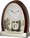 Rhythm Clocks 'Joyful Crystal Bells' Musical Motion Mantel Clock