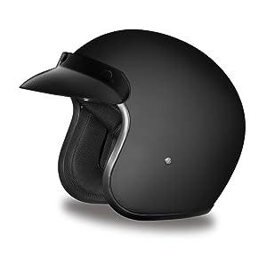 Daytona Cruiser 3/4 Motorcycle Helmet