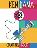 Kendama Coloring Book: Activity Book with Kendama Designs. A Fun Workbook with Unique Creative Art Kendamas