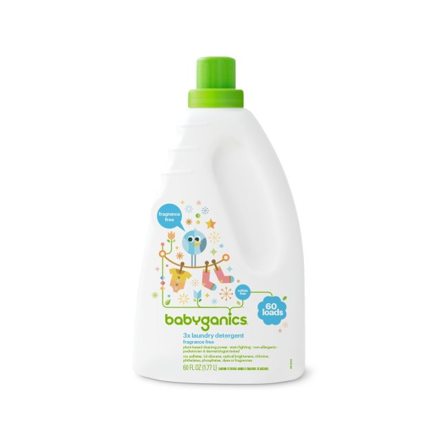 fragrance-free laundry detergent  - mask