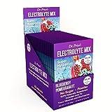 Electrolyte Mix Super Hydration Formula + Trace Minerals   New! Blueberry-Pomegranate Flavor (30 Powder Packets) Sports Drink Mix   Dr. Price's Vitamins   No Sugar, Non-GMO, Gluten Free & Vegan