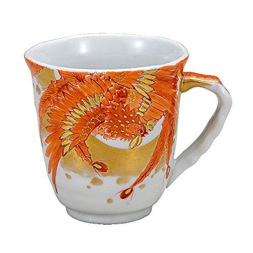 Kutani Yaki(ware) Coffee Mug Phoenix