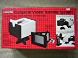 Complete Video Transfer System by Ambico -- Transfer Photos, Slides and Films to Video Tape by Ambico