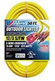 US Wire and Cable 74050, 1 Pack, Yellow