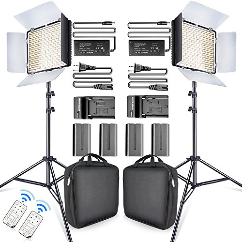 SAMTIAN 600 LED Video Light