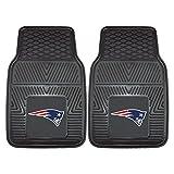 FANMATS NFL New England Patriots Vinyl Heavy Duty Car Mat