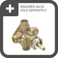 Moen-T2192EPBG-Align-Posi-Temp-Pressure-Balancing-Eco-Performance-Shower-Trim-Kit-Valve-Required-Brushed-Gold
