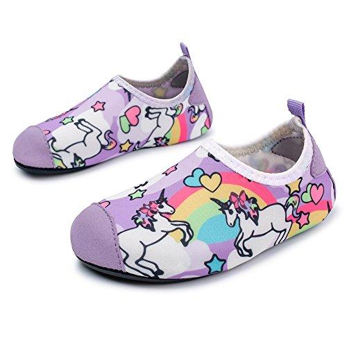 L-RUN Kids Swim Shoes