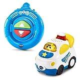 VTech Go! Go! Smart Wheels Speedway RC SmartPoint Racer Police Car
