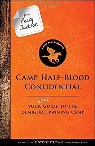 Camp Half-Blood Confidential: Your Real Guide to the Demigod Training