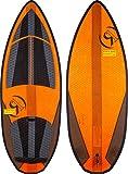 2017 Ronix Hex Shell Skate Skimmer Surfboard - 4' 3' | WakeSurf Board
