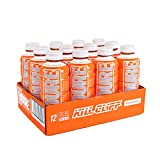 Kill Cliff Endure Sports Endurance Drink, Orange Mist, 16 Ounce, 12 Count; Essential Electrolytes (PACKAGING MAY VARY)