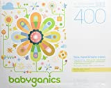 Babyganics Face, Hand & Baby Wipes, Fragrance Free, 400 ct, Packaging May Vary