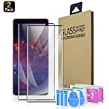Galaxy Note 10 Screen Protector, [HD Clear] [Bubble-Free] [Anti-Scratch] [Case Friendly] Tempered Glass Film for Samsung Galaxy Note 10, 2 Pack