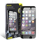 iPhone 8 / iPhone 7 Tempered Glass Screen Protector - Aduro Shatterguardz Anti-Scratch, Anti-Fingerprint Coating, Ultra-Sensitive Touch Tech for Apple iPhone 8 and iPhone 7
