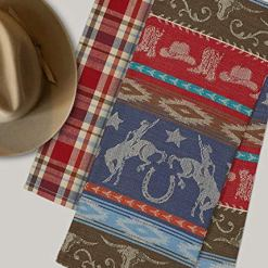 Western Themed Kitchen Towels
