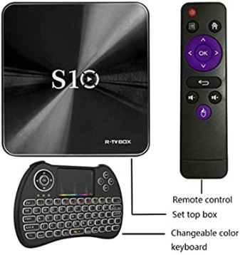 HENRYTECH Android 7.1 TV Box