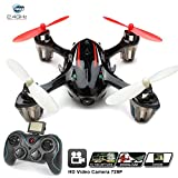 KiiToys Drone with Camera - H6 Quadcopter RC Helicopter for Sale (2nd Gen) - Stable Flight, Easy to Fly, HD 2MP 720p Aerial Photo Video, Headless Mode [USA Warranty + Tech Support]