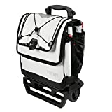 Arctic Zone Titan Deep Freeze 60  Can Rolling Cooler with AT Cart, White