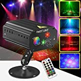 Party Lights Disco Lights QinGers Sound Activated , Auto,Strobe Lights With Multiple Colors For Bar Birthday Wedding Holiday Parties Concert