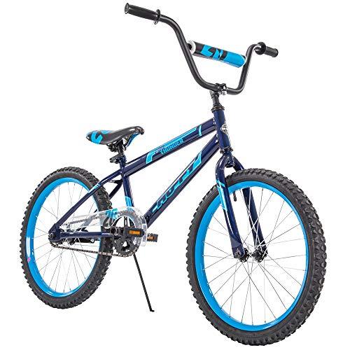 Huffy Boys Pro Thunder 20-inch Bike, Bright Blue