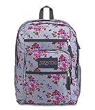 Jansport Unisex Big Student Backpacks, Primavera Fields, One Size
