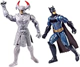 "DC Justice League Batman vs Steppenwolf Figures, 12"" (2-Pack)"