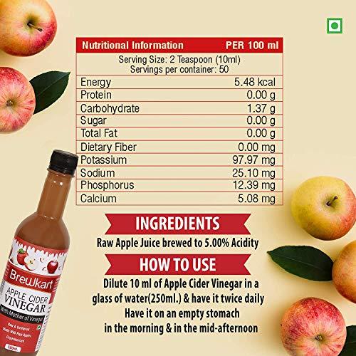 Brewkart Apple Cider Vinegar