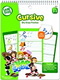 LeapFrog LeapSchool Cursive Dry Erase Practice Workbook for Grades 2-3 with 16 Flexible Pages