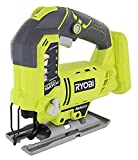 Ryobi 18 Volt Cordless Lithium Variable Speed Jig Saw - P523 (Bulk Packaged)(Tool Only) (Renewed)
