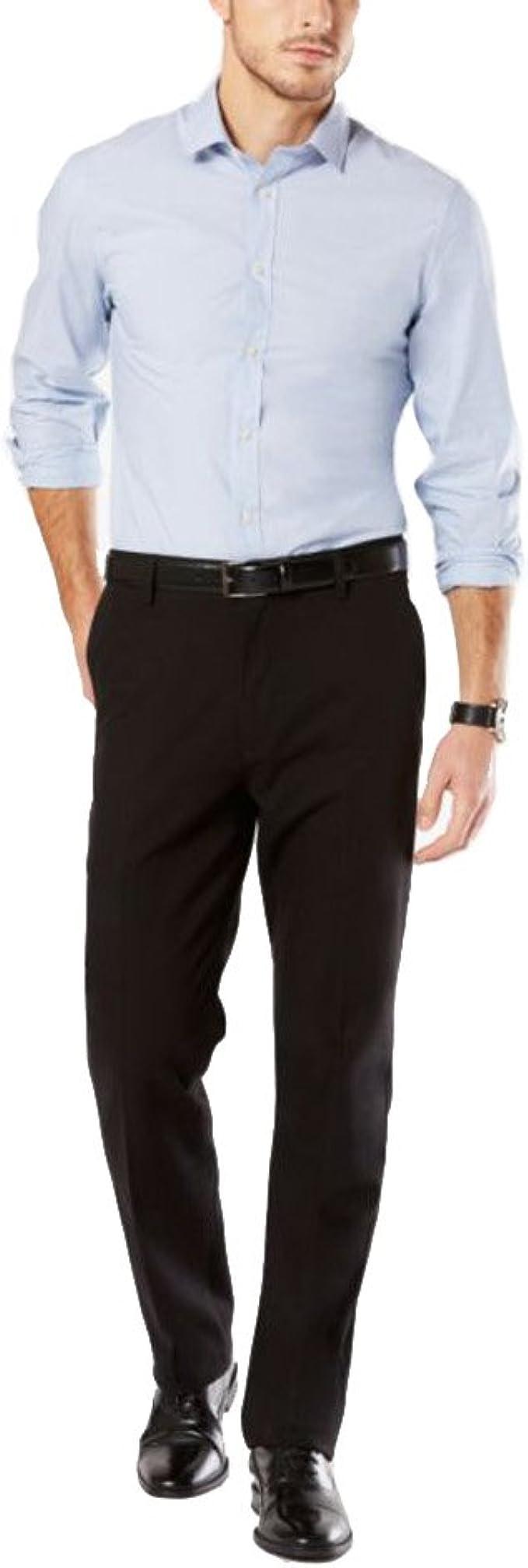pantalones-negros-para-hombres-caballeros