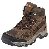 Northside Unisex Rampart MID Hiking Boot, Brown, 4 Medium US Big Kid