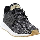 adidas Originals Men's X_PLR Sneaker, core Black, Gum, 9.5 M US