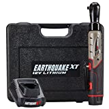Earthquake 12V Max Lithium 3/8' Cordless Xtreme Torque Ratchet Wrench Kit