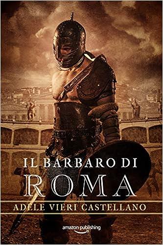 Il barbaro di Roma Book Cover